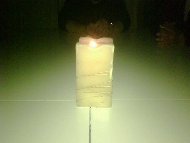 És akkor elment a villany