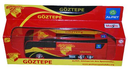 Göztepe İzmir játékbusz