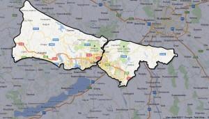 Isztambul - Magyarország aránya