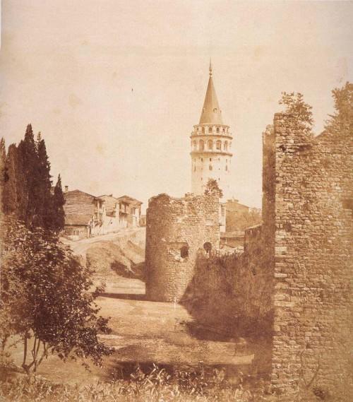 Galata régen