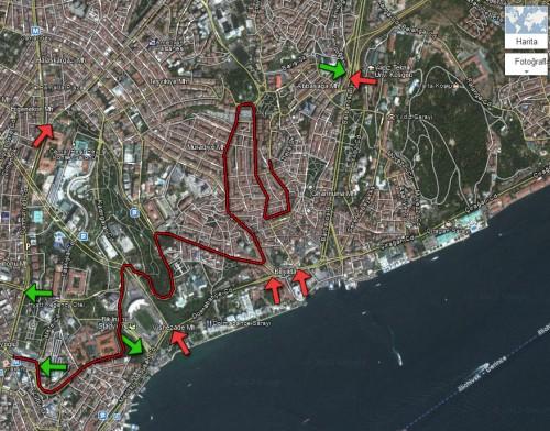 kozlekedes5 ut11 500x392 Isztambul közlekedése 5.