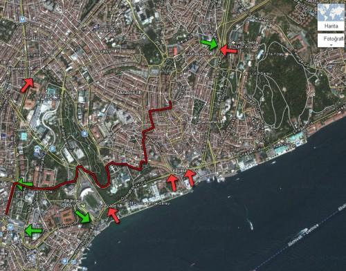 kozlekedes5 ut2 500x392 Isztambul közlekedése 5.