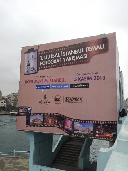 Négy évszak Isztambulban - fotópályazat