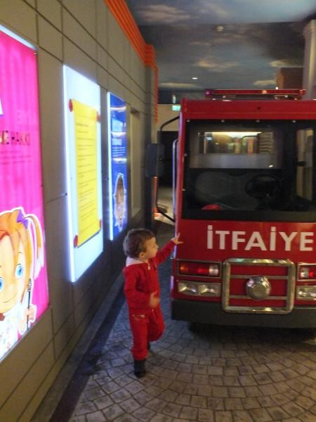 Ha nagy leszek, tűzoltó leszek!