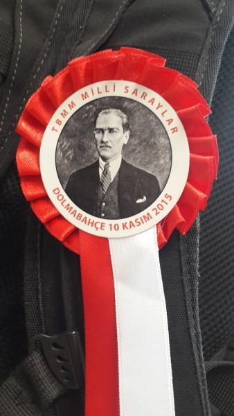 Atatürk halálának 77. évfordulója