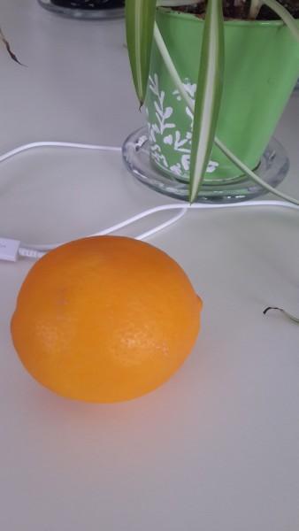 Igazán érett citrom