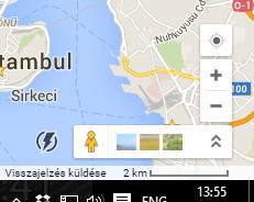Google utcatérkép