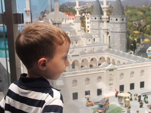 Lego Kék Mecset