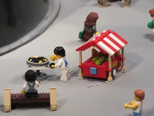 Lego simit-árus