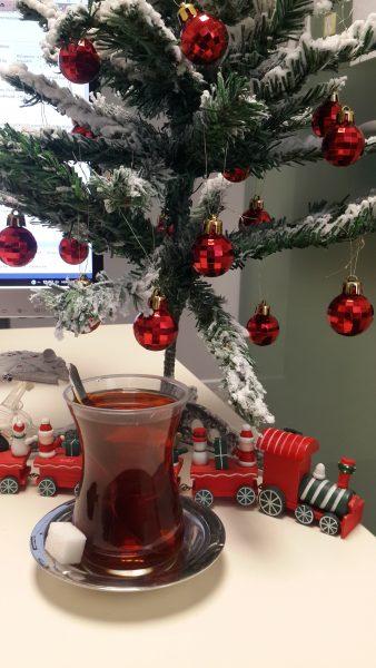 Kis Karácsony...Kis teával Kisült-e már a börekem....