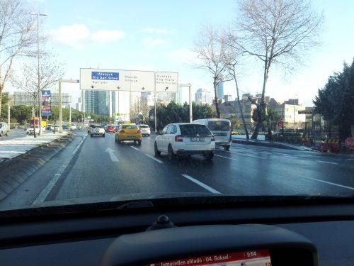 Hó (nincs) Isztambulban