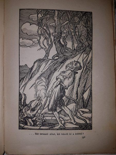 Áhmed aga és az ördög – Forrás Kúnos Ignác könyve