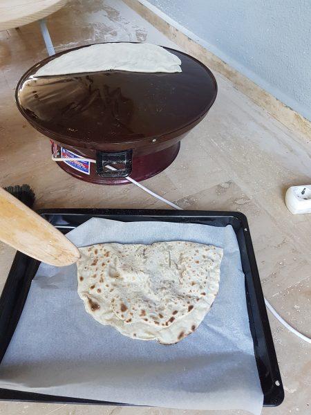 Kastamonu etli ekmek