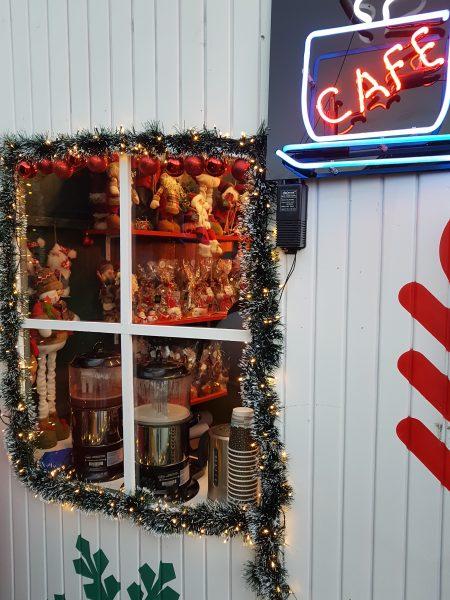 Zorlu AVM - Karácsonyi vásár