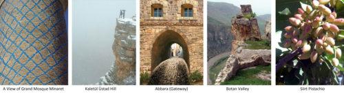 Siirt látványosságai - Forrás: mezopotamya.travel