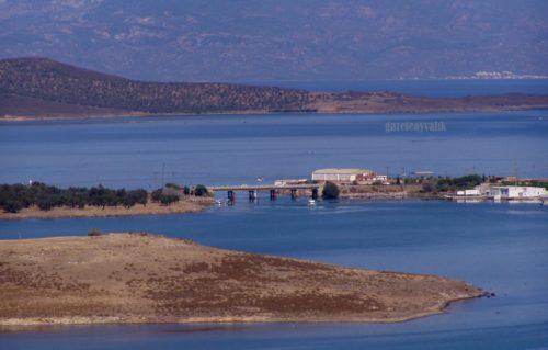 """Az első """"Boszporusz-híd"""" - Forrás: Nilgül Kaya - Gazete Ayvalık"""