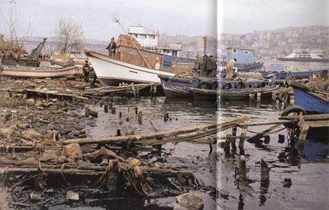 Az Aranyszarv öböl 1979-ben. - Forrás: Szözcü