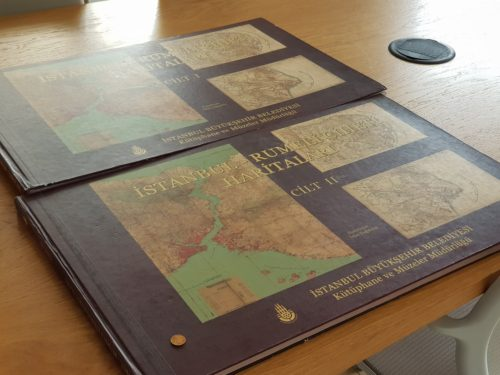 A kedvencem: İstanbul-Rumeli Chiheti Haritaları