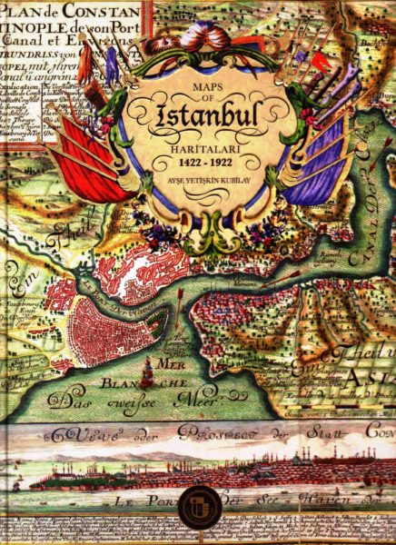 İstanbul Haritaları 1422-1922 ISBN 9944264198 Oldalszám: 256 100+ térkép 30,5 x 40,5 cm 4 kg Igen! Önvédelemre is alkalmas!