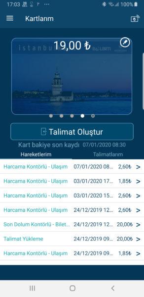 Az istanbulkart mindent tud rólunk