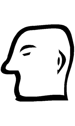 A másik fej, CAPUT3 Képforrás: Wikipédia