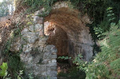 A Pápa kútja valamikor a 14. századból (Kabakoz Köyü Çeşmesi) Forrás: Şile Belediyesi